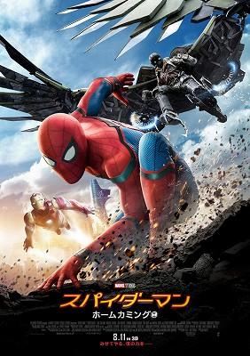 映画「スパイダーマン:ホームカミング」ネタバレ あらすじ