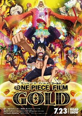 映画「ONE PIECE FILM GOLD」ネタバレ あらすじ