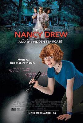 映画「ナンシー・ドリューと秘密の階段」ネタバレ あらすじ