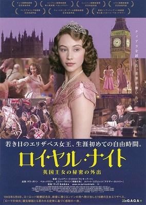 映画「ロイヤル・ナイト 英国王女の秘密の外出」ネタバレ あらすじ